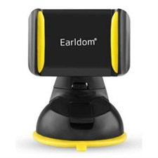 Earldom® Eh-02 Mobile Phone Universal Car Holder 360 Degree Rotation