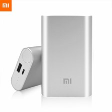 100% Original Xiaomi Portable 10000mAh Large Capacity Safe Mi Power Bank