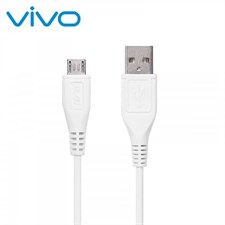 Vivo Fast Charging Micro USB Cable (White)