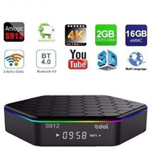Sunvell T95z Plus Amlogic S912 Octa-core 2G RAM 16G ROM TV Box