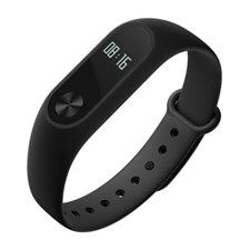 Xiaomi Mi Band 2 Fitness Band (Continous Heart Rate Sensor, OLED Display, Notifications)