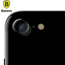 Baseus® 9H 0.2m Ultra Thin 2pcs Lens Tempered Glass Film for iPhone 7