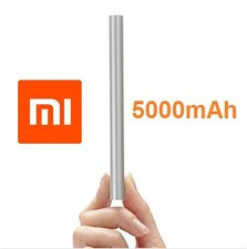 100% Genuine Xiaomi 5000mAh Ultra-thin Power Bank