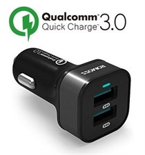 Romoss Rocket Power Pro 36W QC 3.0 Car Charger
