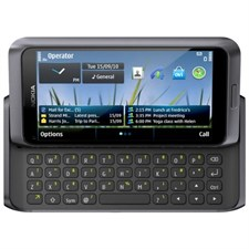 Nokia E7-00 Unlocked GSM Phone with Touchscreen, QWERTY Keyboard