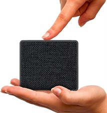 F&D W5 Portable Bluetooth Speaker with 5+ Hour Playtime (BLACK)
