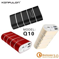 KONFULON Q10 Quick Charger QC3.0 with Type-C 3A Output
