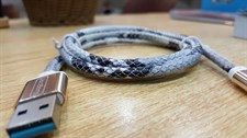 JacBorn Rattlesnake Super Fast Type-C Data Cable