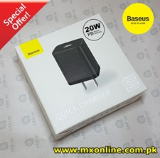 Baseus Super Si 20W Charger For iPhone 12 Series