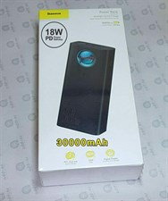 Baseus Amblight 30000mAh 33W PD3.0+QC3.0 Digital Display Power Bank