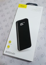 Baseus 8000mAh Qi 10W Wireless Power Bank