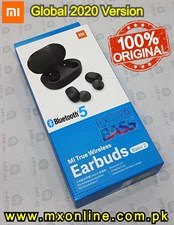 Xiaomi Mi True Wireless Earbuds Basic 2 Global Version - Black