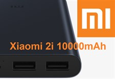 Mi Power Bank 2i 10000mAh Dual USB Quick Charge Power bank