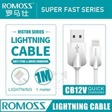 Romoss Victor CB12v Super fast Lightning Data Cable