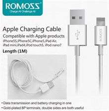 Romoss® CB12 iPhone Lightening Fast Cable