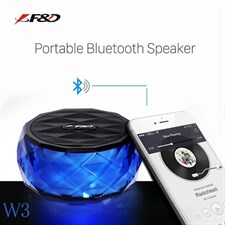 F&D W3 Wireless Portable Bluetooth Speaker
