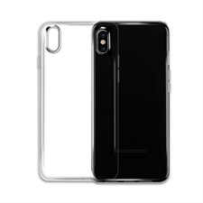 Correctfit iPhone X Anti Shock 2mm Silicon Case
