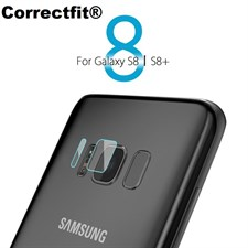 Correctfit® Rear Camera Glass Protector for Samsung S6 S6Edge S7 S7Edge S8 & S8+