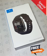Haylou LS02 Smart Watch Global Version - Black