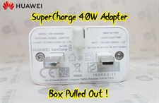 Huawei 40W SuperCharger with 5A USB Type-C Cable