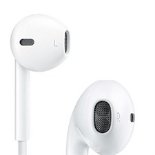 100% Genuine Apple iPhone Earpods with Mic for iPhone 5 / 5s / 6 / 6+