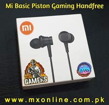 Mi Basic Piston 3 Youth Version In-Ear 3.5mm With Mic Earphones