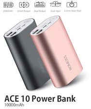 Romoss® Ace 10 Aluminum Alloy 10000mAh Power Bank