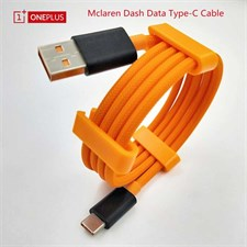Oneplus Warp Dash Charge 30 Mclaren Data Line Dash USB Type-C Cable