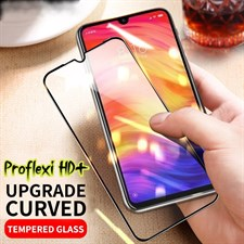 Proflexi HD+ 9H Premium Quality Full Edge to Edge Tempered Glass Protector