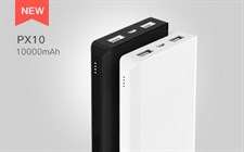 Morui PX10 10000mAh Slim Design Power Bank