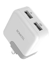Romoss 12S - Power Square 2 Dual USB Charger