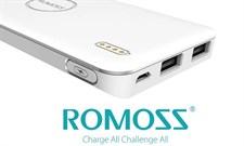ROMOSS Polymos Air 5 5000mAh Slim Power Bank