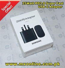 Samsung 25W USB-C Super Fast Charger