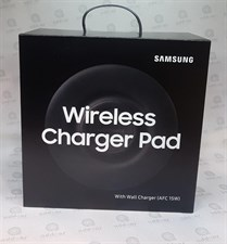 100% Original Samsung Wireless Fast Charger Pad EP-P3100 - (Black)