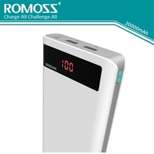 Romoss® Sense 6P 20000mAh Power Bank with LED Display