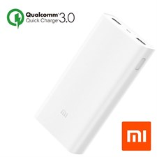 Xiaomi Mi 2 20000mAh Power Bank 2-way Quick Charge 3.0