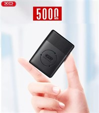 XO® Mini 5000mAh Pocket Power Bank