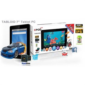 "Xpod Tabloid 7"" Tablet PC"
